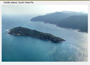 Wattle Island SW Pt