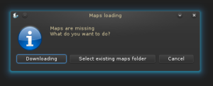 Download maps